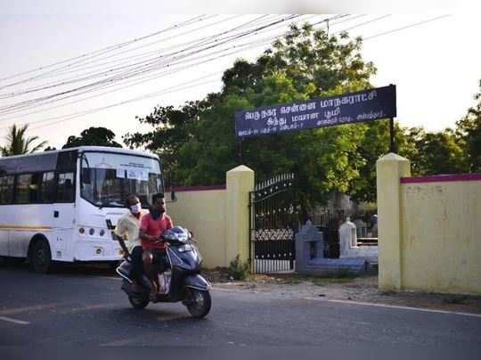 coronavirus death cases increased in chennai
