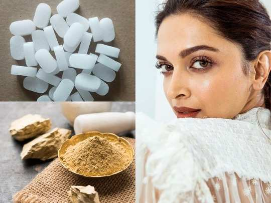 summer skin care camphor and multani mitti face pack in hindi