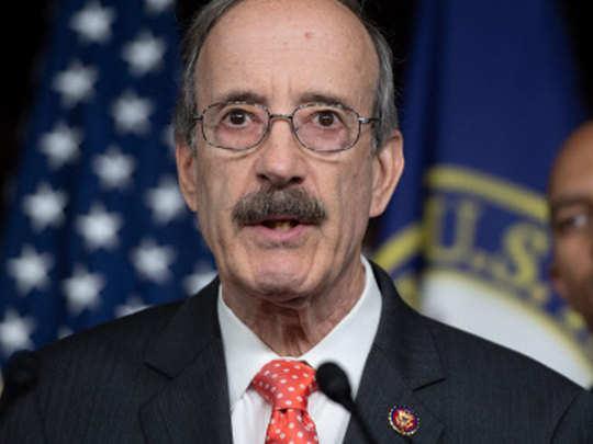 अमेरिकी संसद की विदेश मामलों की समिति के चेयरमैन इलियट एल. इंगेल