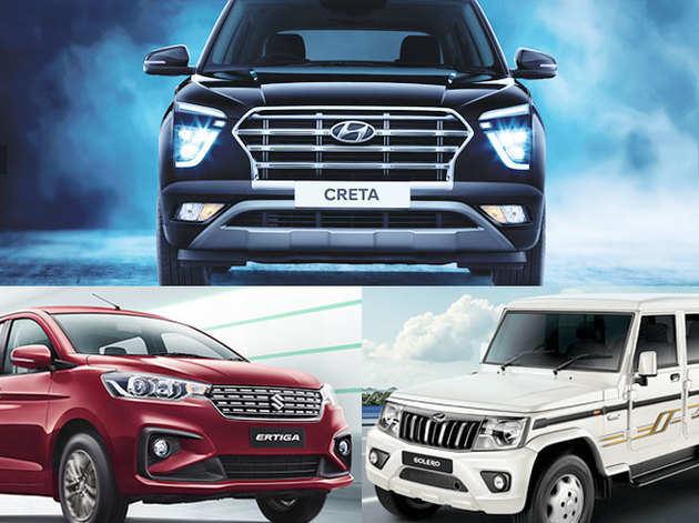 Hyundai Creta का नंबर-1 पर कब्जा, देखें मई की टॉप 5 कारें