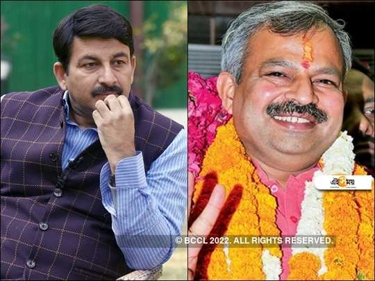 Manoj Tiwari Sacked