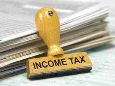 the income tax department released new income tax return forms