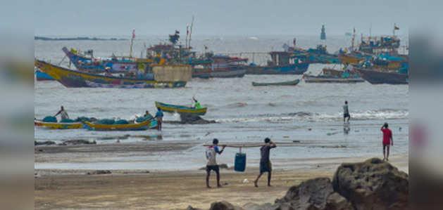 निसर्ग चक्रवात 3 जून को महाराष्ट्र के अलीबाग में दे सकता है दस्तक