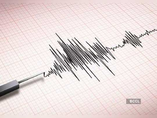 Earthquake hits Bangladesh-India border