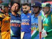 वनडे में सबसे तेज 10 हजार रन बनाने वाले बल्लेबाज