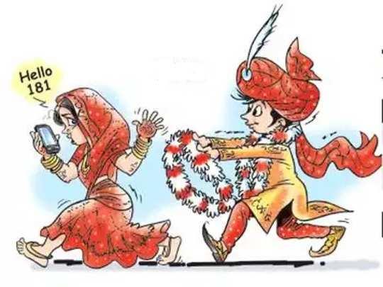 ಲಾಕ್ಡೌನ್ ಟೈಮಲ್ಲಿ ಮಧ್ಯರಾತ್ರಿ ಮದುವೆ..! 50 ಬಾಲ್ಯ ವಿವಾಹಗಳಿಗೆ ಬಿತ್ತು ಬ್ರೇಕ್.!