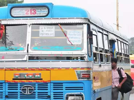 Kolkata Unlock: West Bengal Govt had a talk with bus owners