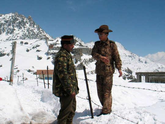 भारताला चीनची धमकी (संग्रहित छायाचित्र)