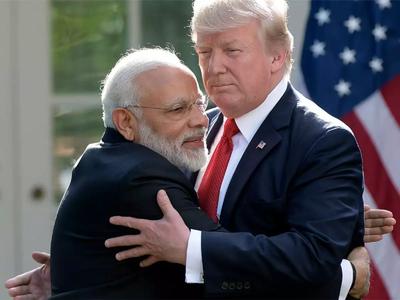 भारत को 100 वेंटीलेटर भेजेंगे डोनाल्ड ट्रंप