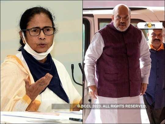 Mamata Banerjee vs Amit Shah