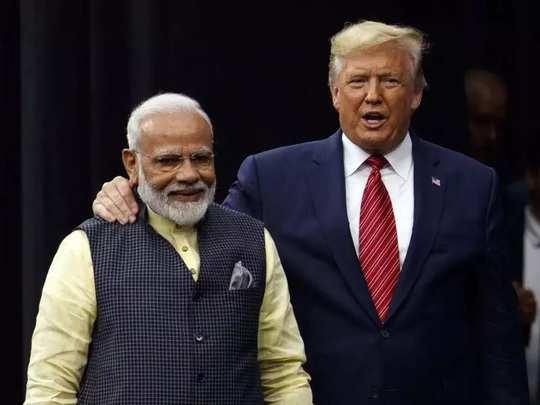 Modi Donald Trump