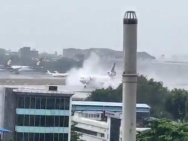 दुर्घटनाग्रस्त होने से बाल-बाल बचा हवाई जहाज