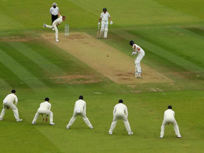 कसोटी क्रिकेट