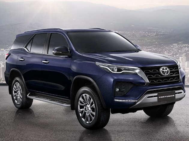 नई Toyota Fortuner से उठा पर्दा, जानें पूरी डीटेल