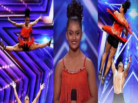 Americas Got Talent Sonali Majumder