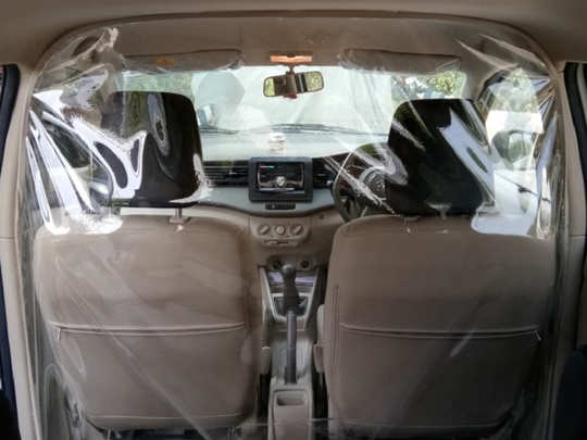 Maruti Suzuki Covid-19 Accessories