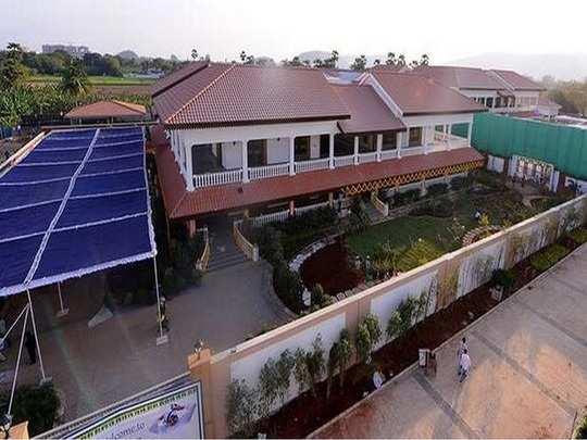 సీఎం జగన్ నివాసం (File Photo)