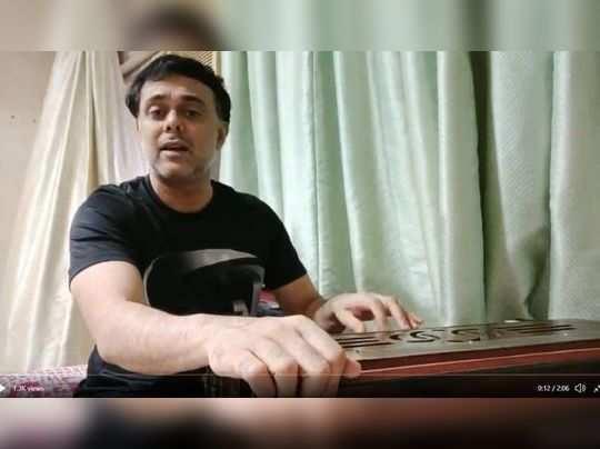 व्हिडिओ- बासू चॅटर्जींना सुमीत राघवनची सुरमयी श्रद्धांजली