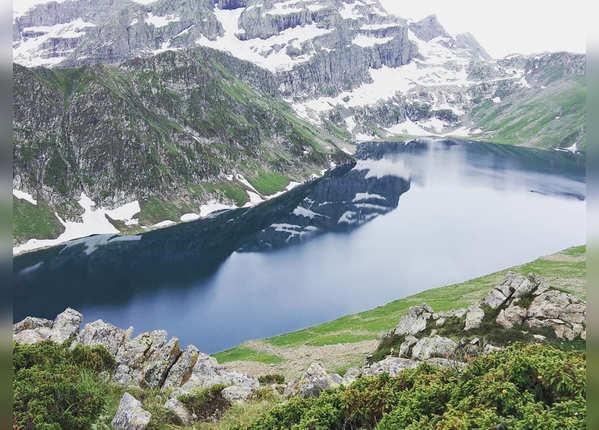 तरसर झील, पहलगाम