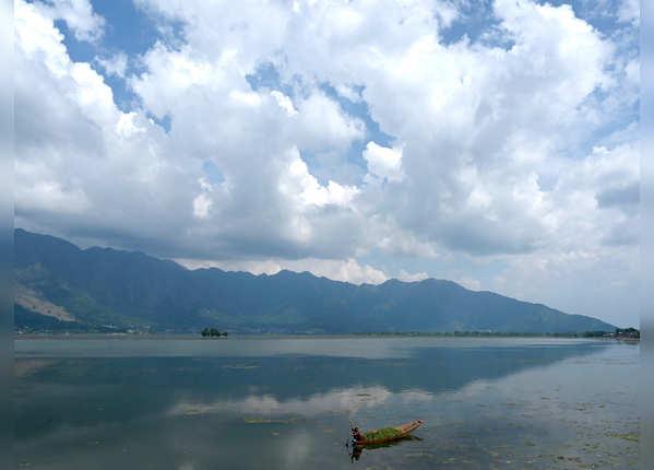 डल लेक, कश्मीर