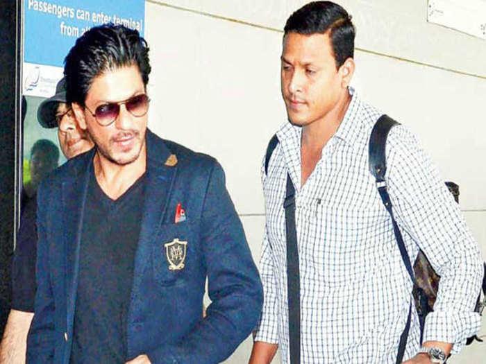 shahrukh khan bodyguard ravi singh gets highest salary in bollywood