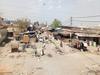 लॉकडाउन इफेक्ट: मेरठ में एक महीने बाद खुली मंडी, खरीदारों के नहीं पहुंचने से पसरा सन्नाटा