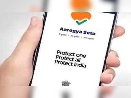 arogya sethu app