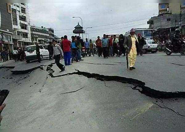 भूकंप आया तो करीब 400 किलोमीटर का इलाका होगा प्रभावित
