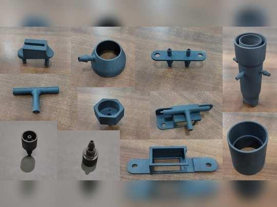 HP 3D parts
