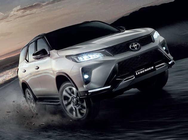 Toyota Fortuner का स्पोर्टी अवतार, तस्वीरों में देखें क्या है खास