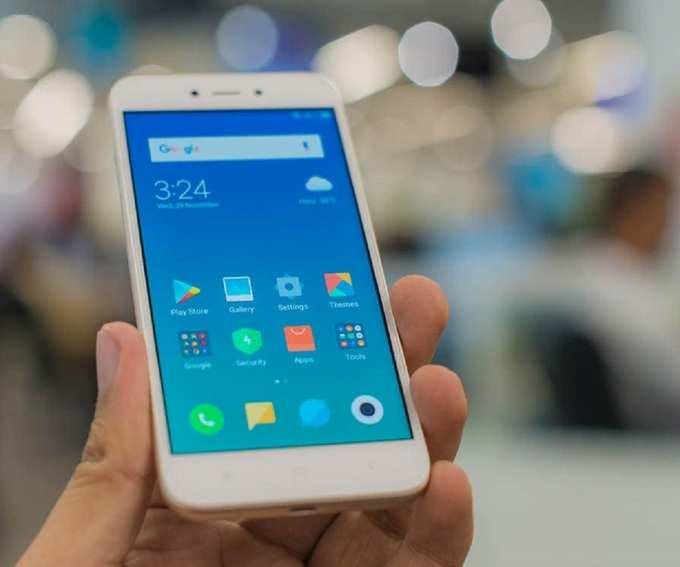 শিয়াওমি রেডমি গো (Xiaomi Redmi GO) -