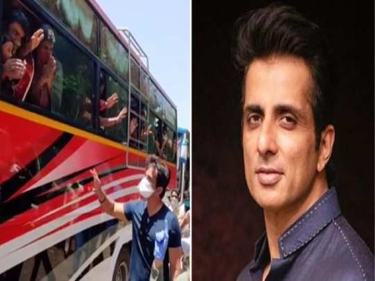 amid bjp entry rumours bollywood actor sonu sood says, not interested in politics