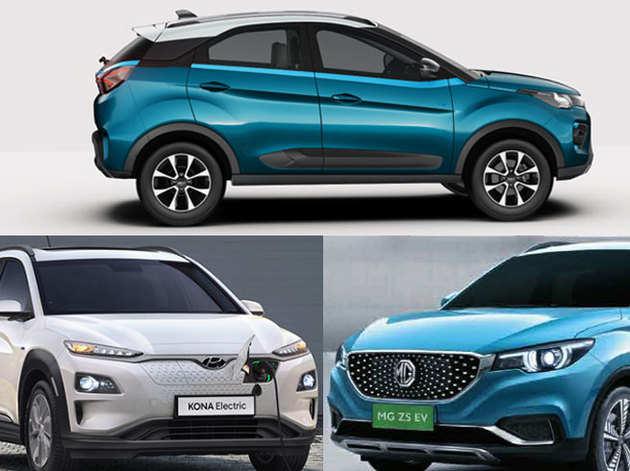 टाटा, ह्यूंदै, MG... शानदार हैं ये इलेक्ट्रिक कारें