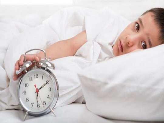 Sleep Disorder Among Children
