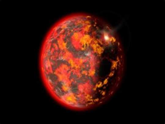 Magma Ocean Planets