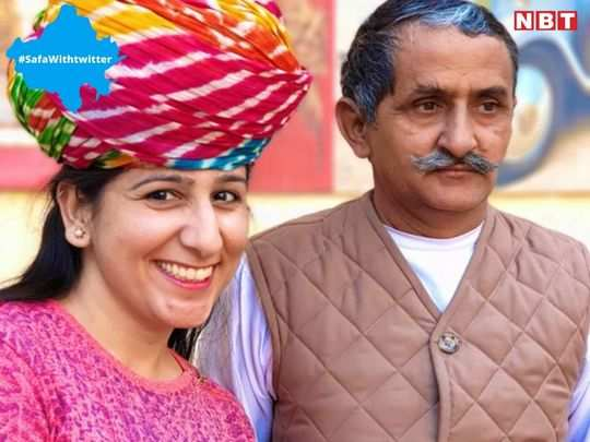rajasthan tourism minister vishvendra singh safa campaign trends on twitter over tourism promotion