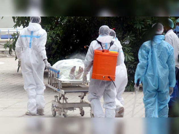 कोरोना वायरस: मुंबई और दिल्ली से भी ज्यादा प्रभावित शहर है अहमदाबाद