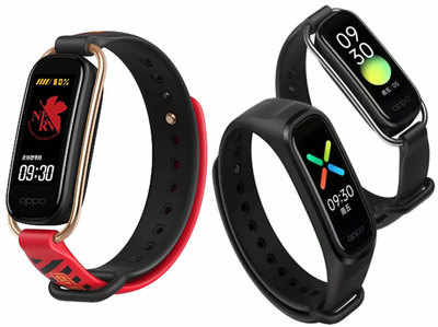 Oppo Band Series