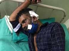 cpm branch secretary attacked by ganja mafia in kasargod