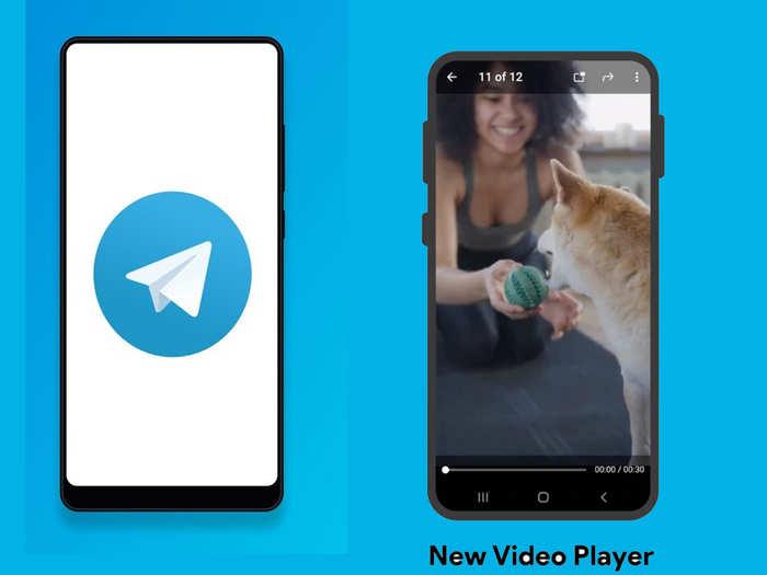 Whatsapp की टक्कर पर Telegram में आए कई धांसू फीचर्स