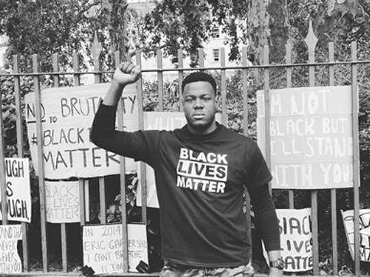 windies cricketer carlos brathwaite took part in black lives matter march in london shared photos