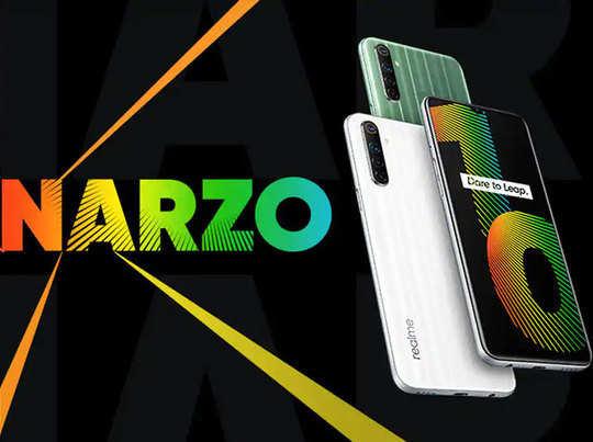 Realme Narzo 10 खरीदने का मौका आज, जानें कीमत और ऑफर्स
