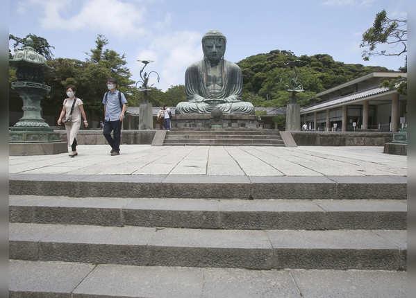 कोटोकू -इन मंदिर, जापान