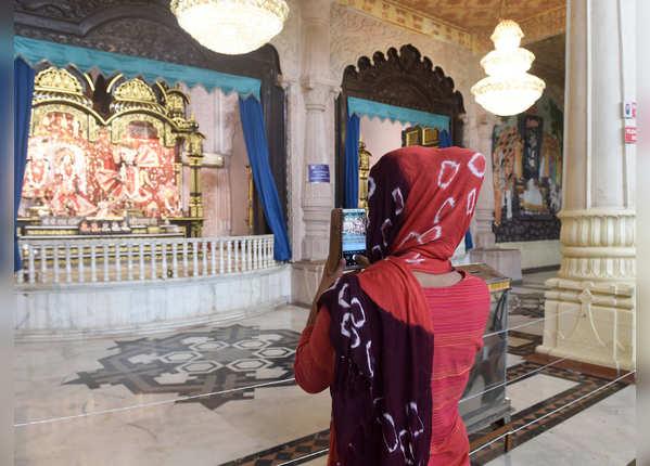 श्री श्री राधा गोविन्द जी इस्कॉन मंदिर, अहमदाबाद