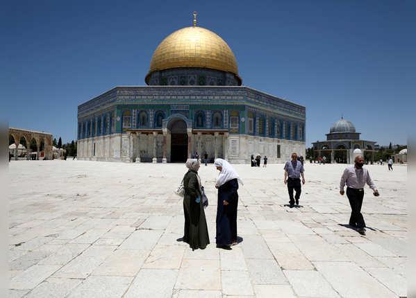 अल-अक्सा मस्जिद, जेरूसलम