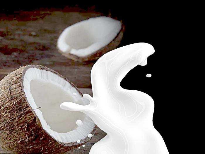 top 6 benefits of coconut milk know how to drink coconut milk