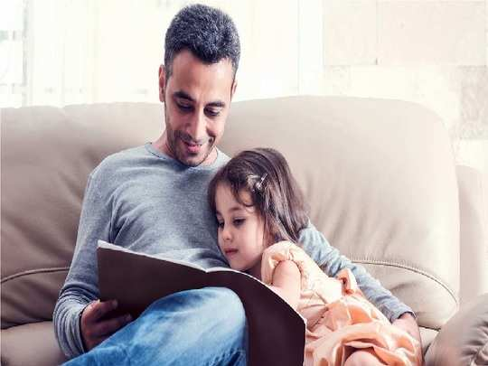 kids inherit these traits from their father in hindi