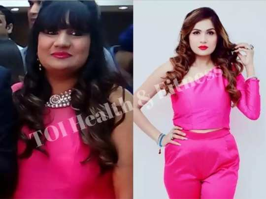 weight loss story woman lost 30 kgs by using kitchen spices read diet plan and workout routine