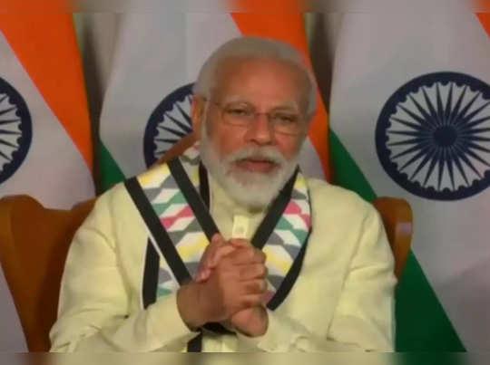 पंतप्रधानांनी दिला स्वावलंबी भारताचा मंत्र