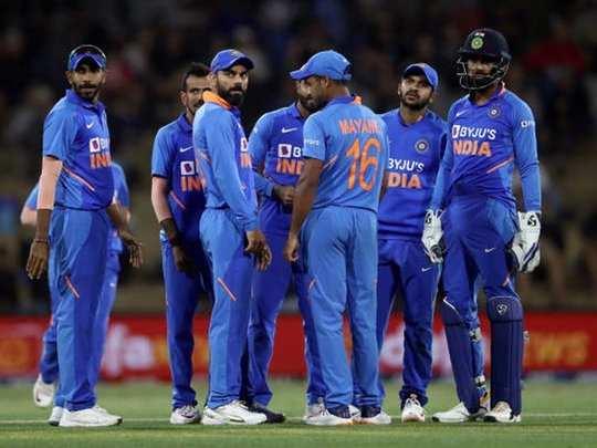 भारताने दौरा केला रद्द